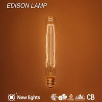 T30-300mm Vintage Edison bulb 110-120V/220-240V 40W