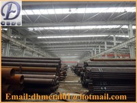 astm a333 1 6 seamless steel pipe