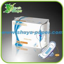 feminine comfort chitin function anion sanitary napkins