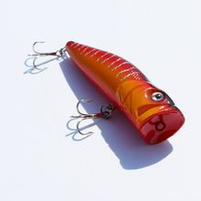 7cm 10g Hot selling fishing lure factory for hard popper fishing lure