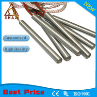 chemical liquid tank electric heating single rod