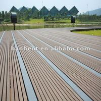Recycled low price wpc wood flooring