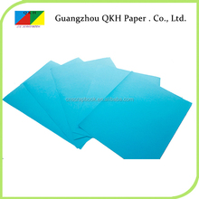 China wholesale high quality a4 size color paper