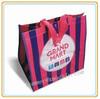 Xiamen Odely laminated tote bag/reusable Shopping Bag/nonwoven shopping bag