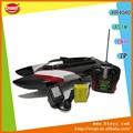 Hot vender 3 canal de pequenos barcos de plástico para a venda das crianças do brinquedo do rc,