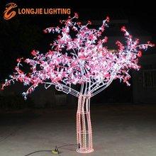 christmas outdoor led tree lights