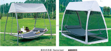 outdoor canopy hanging bed/swing bed