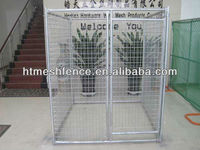 PetSafe Dog Enclosure - Large Rectangular Kennel Run 200*50mm mesh size 4mm diameter 2.5*2.5*1.85m