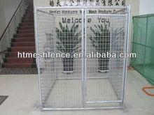 PetSafe Dog Enclosure - Large Rectangular Kennel Run 200*50mm mesh size 4mm diameter 2.5*2.5*1.85m