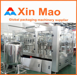 small juice production line hot juice production line water production line