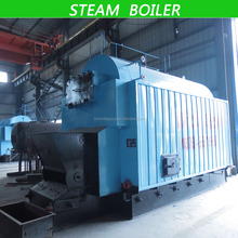 China Xinxiang Machine Manufacturer supply 2 ton Industry Steam Boiler for Building Material Production Line