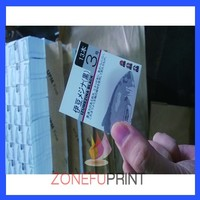 Professional High Quality Colorful Currency Printing Paper