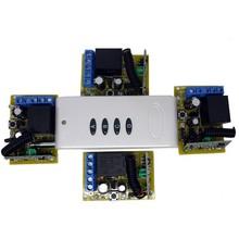 DC12V 12 channels remote control light switch YS-TX1000-4B