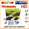 factory wholesaler 55w 35w 6000k headlight hid kit xenon d2c