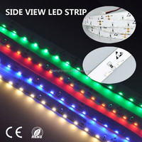 HOT!! factory price 84leds/m 3014 side emitting led tape side view led tape