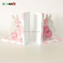 Resin bookend resin stationery resin book stand