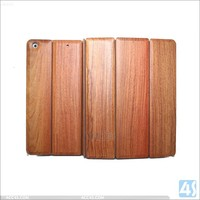 Top quality China manufacturer best selling OEM wood case for ipad 5