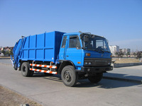 Dongfeng 145 Refuse Compactor Truck