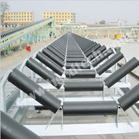 Conveyor system, coal conveyor system, port conveyor system