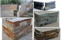 Slate Cultured Stone Ledge Stone Wall Tile tiles