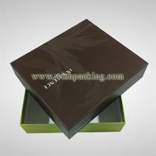 Lid and base style paper cardboard box