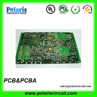 Double Layer Multi-Layer Electronic Fr4 PCB &PCBA Board FOR wall mounted hot and cold water dispenser