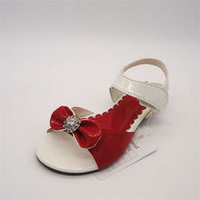 top quality wholesale buckle canvas shoes for child