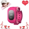 wholesales waterproof Kids GPS Tracker Smart Watch Q50 with SOS Button Anti Lost Family Number