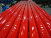 Free sample/Top quality/Lowest prie/Steel pipe/red tube sexy