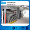 1600ton Short Cycle Plywood Laminating Hot Press