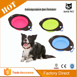 Wholesale China Products silicone pet expandable dish