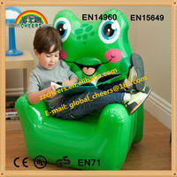 Inflatable air sofa/ air chair for child