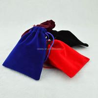 Velvet Drawstring Gift Bags Velvet Pouch for iPad mini
