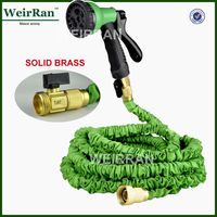 (103363) Expandable magic snake garden water stretch rubber hose