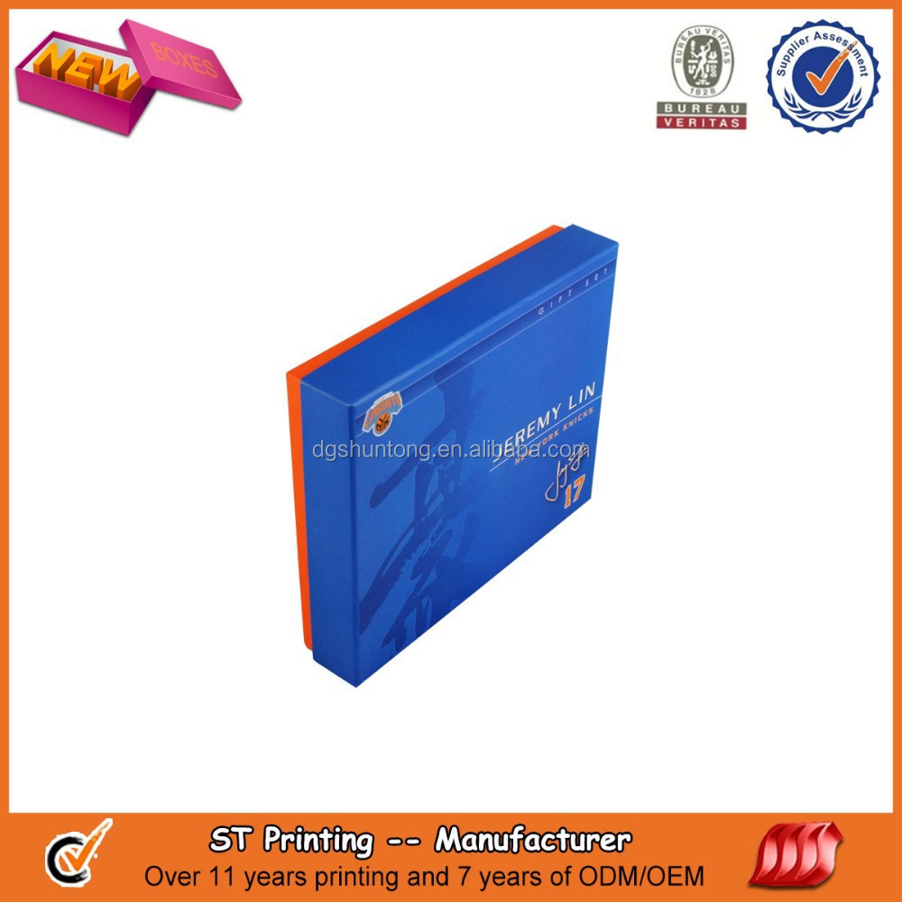 Luxury paper cosmetic box,cosmetic paper box