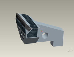 Shield Driving Cutter for tunnel boring machine