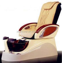 comfortable and cheap armchair baroque pedicure foot spa massage chair
