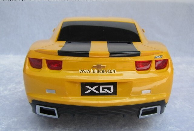 Детский мотоцикл No rc rc Chevrolet Camaro 1:10