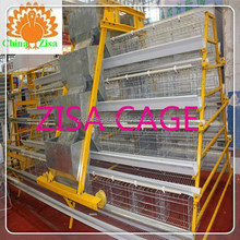 4 layers hot dip galvanized poultry layer chicken cage