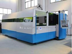 mini cnc laser metal cutting machine baiwei supply