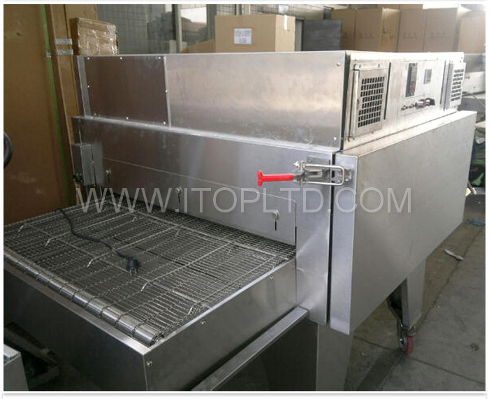 Countertop Pizza Ovens For Sale : Oven For Sale: Gas Conveyor Pizza Oven For Sale