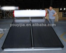 150L high quality flat panel energy saving solar water heater made in China export to USA,Canada,South Africa,Europe