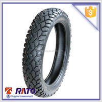 Motorcycle truck 3 wheel tricycle on road tire tyre 110/90-16