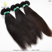 2015 Long Lasting Wholesale High Quality Unprocessed Natural Color pakistan human hair