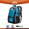 Polyester custom backpack for travel