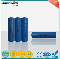 aa 1.5v battery alkaline rechargeable battery e bike battery china