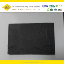 Chinese light grey nature slate roofing tiles