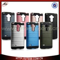 Manufacturer hybrid tpu pc korea brand cell phone case cover for lg g4 stylus ls770