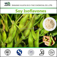 Pure Natural Plant Soy Isoflavones Light Yellow Fine Powder