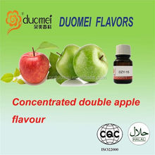 High concentrate shisha double apple flavour